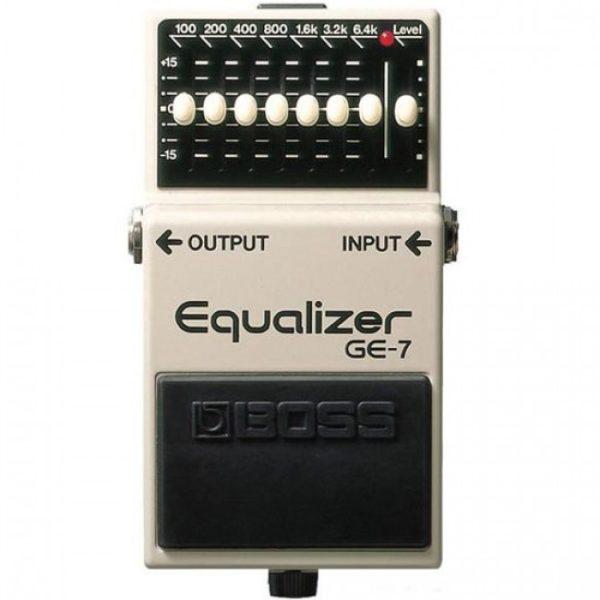 Boss GE7 Equalizador
