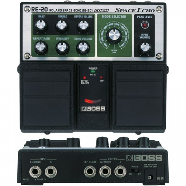 RE20 Space Echo