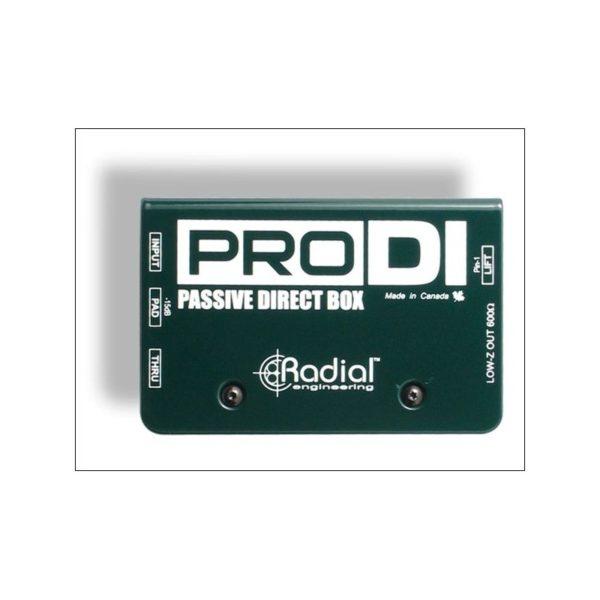 Radial Pro DI