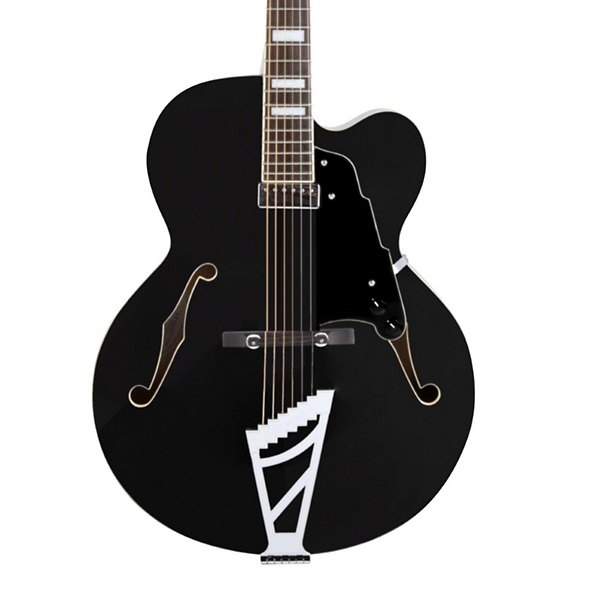 Guitarra Eléctrica D'Angelico Premier Series EXL-1 Hollowbody 1
