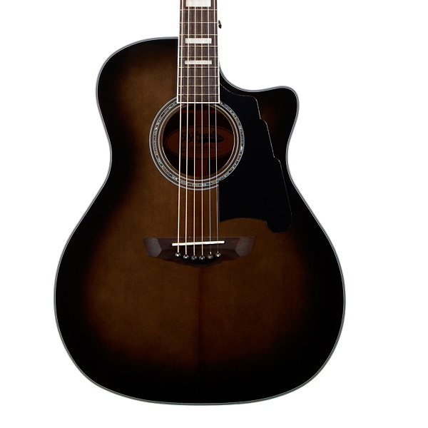 Guitarra Electroacústica D'Angelico Premier Gramercy Grand Auditorium 1