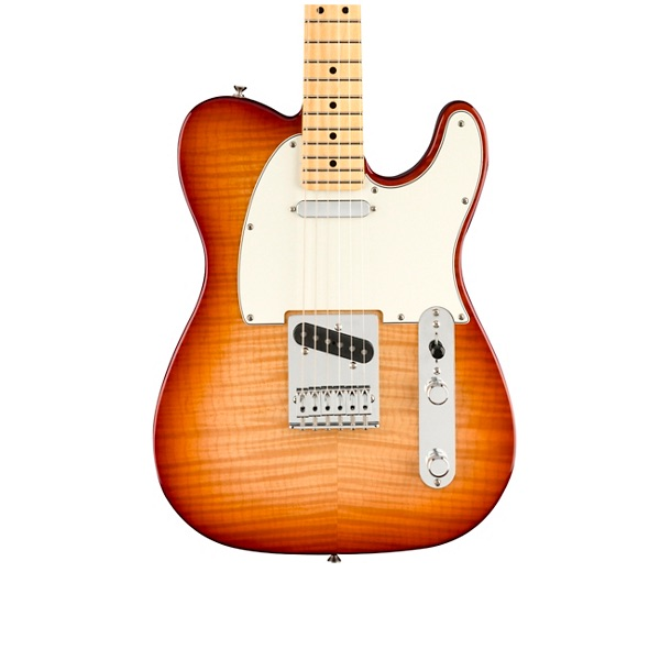 Guitarra Eléctrica Fender Player Telecaster Plus Top Maple Limited-Edition 1