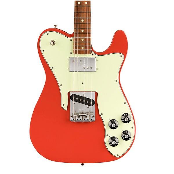 Guitarra Eléctrica Fender Vintera 70s Telecaster Custom Pau Ferro 1