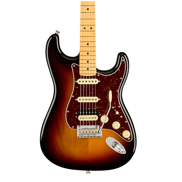 II Stratocaster HSS Maple