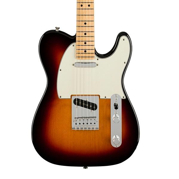Guitarra Eléctrica Fender Player Telecaster Maple Fingerboard 9