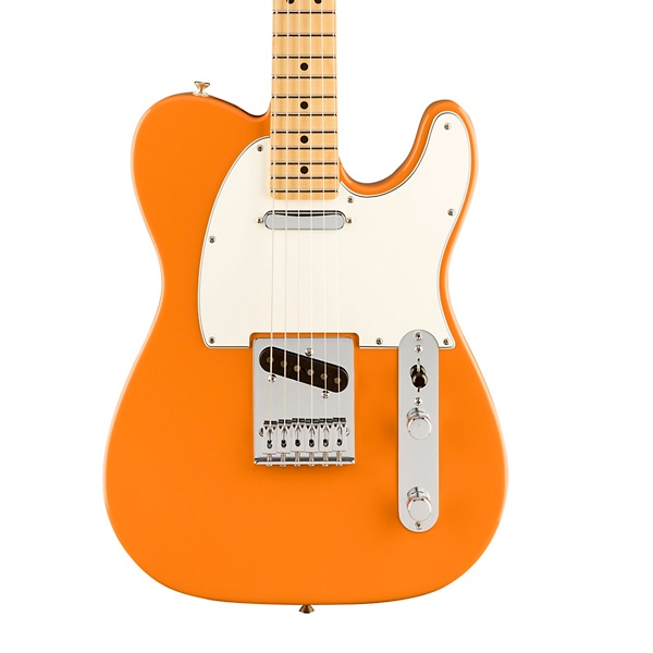 Guitarra Eléctrica Fender Player Telecaster Maple Fingerboard 1