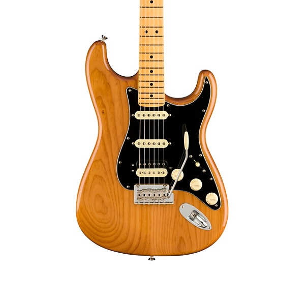 Professional II Roasted Pine Stratocaster HSS