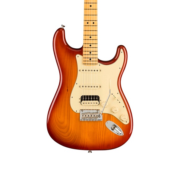 Guitarra Eléctrica Fender American Professional II Roasted Pine Stratocaster HSS 1