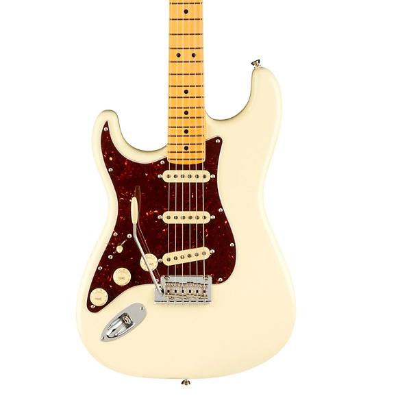 Guitarra Eléctrica Fender American Professional II Stratocaster Maple Left-Handed 1