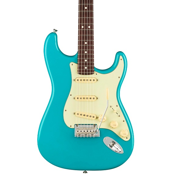 Guitarra Eléctrica Fender American Professional II Stratocaster Rosewood 1