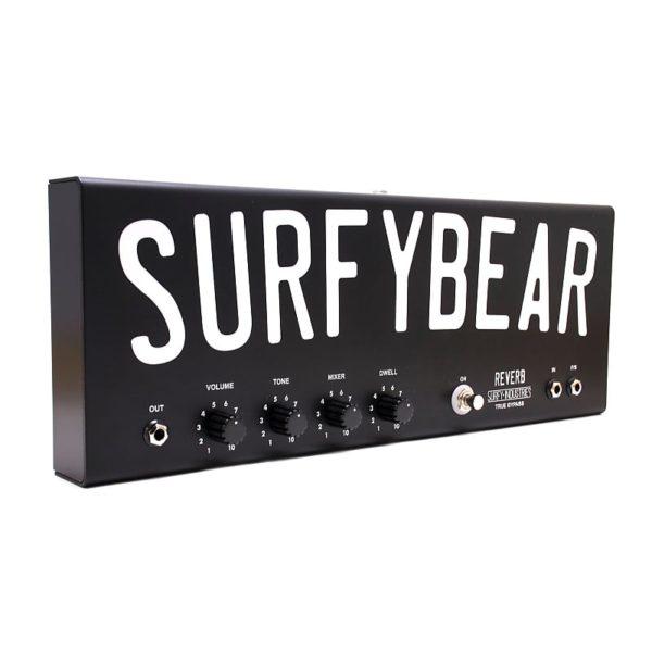 Pedal de Guitarra Spring Reverb Surfy Industries SurfyBear 1