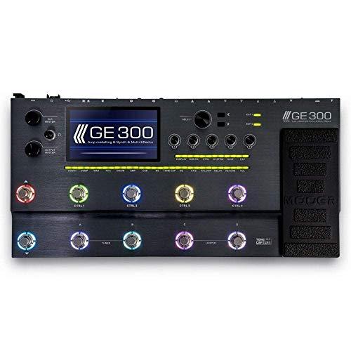 Pedal Multiefecto de Guitarra Mooer GE300 18